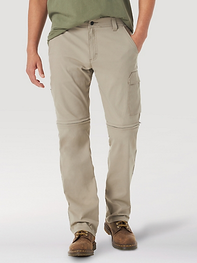 Zipoff Cargo Trousers in Brindle