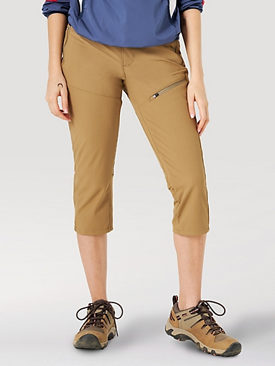 All terrain gear Utility Capri Shorts in Elmwood